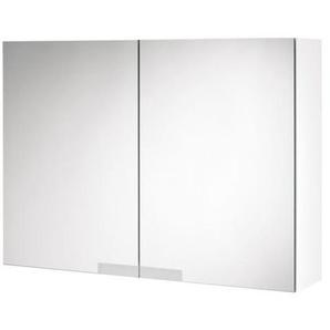 Tiger Items Armoire de toilette avec miroir 70x50cm Blanc brillant 591520141