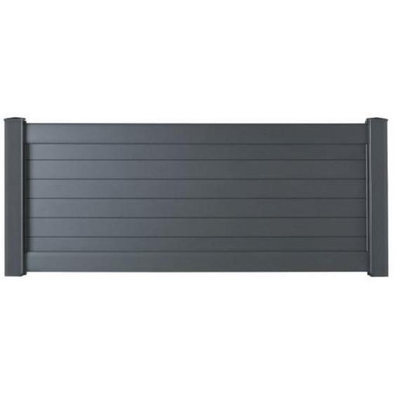 Travée aluminium NAPOLI 84.7 x l.150