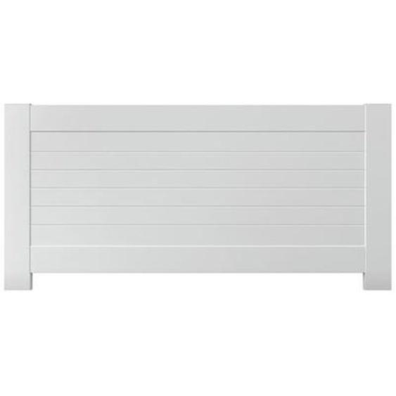 Travée PVC PLEINE HORIZONTALE 70 x l.142