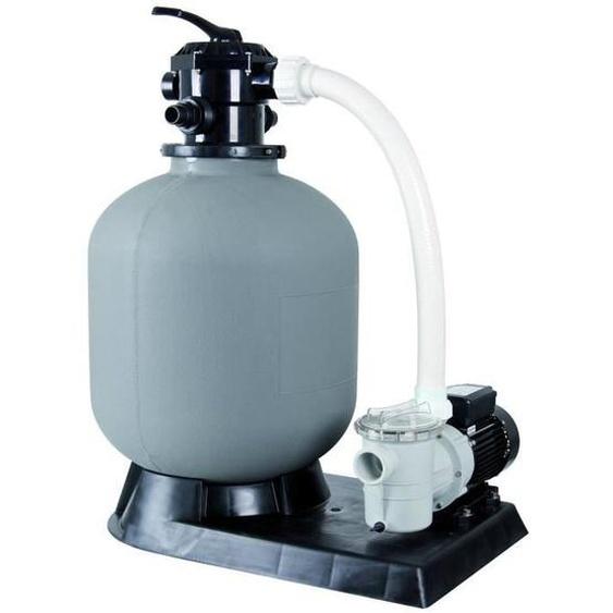 UBBINK Kit de Filtration à sable pour piscine - 9m3/h