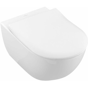 Combi-Pack WC Villeroy & Boch Subway 2.0, DirectFlush, Coloris: Blanc - 5614R201