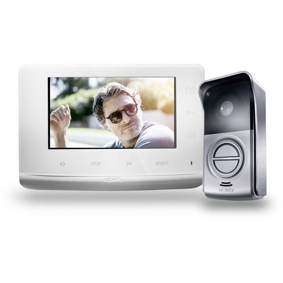 Visiophone V 300 blanc Somfy