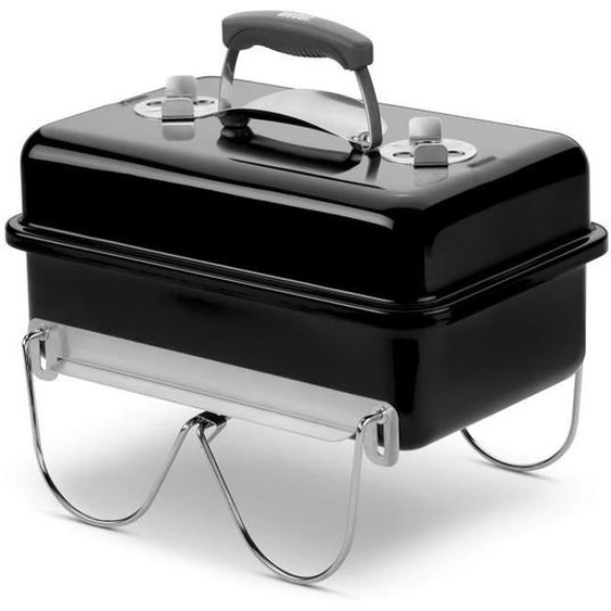 WEBER Barbecue à charbon Go-Anywhere Charcoal - Noir