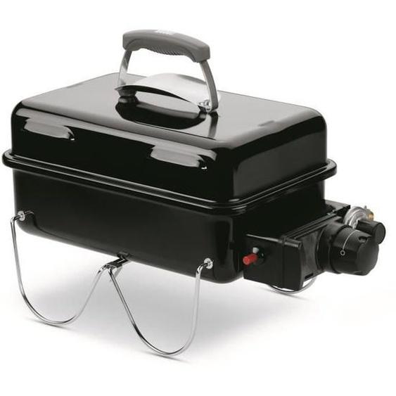 WEBER Barbecue à gaz Go-Anywhere - Noir