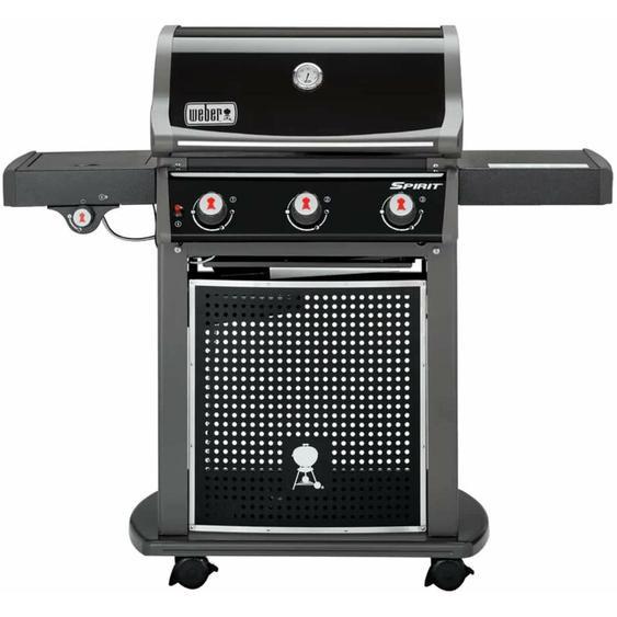 Barbecue Weber - à gaz - Spirit Classic E-320 - Noir - 160,1x132,1x81,3cm