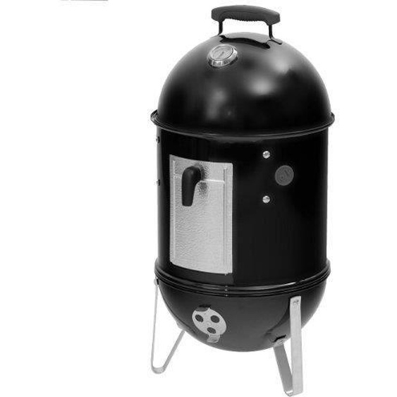 WEBER Fumoir Smokey Moutain Cooker Smoker - Acier chromé - Ø 37 cm