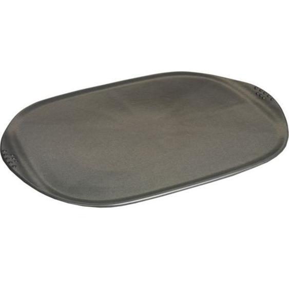 WEBER Plancha en céramique - Grand modèle - 48x34,5 cm