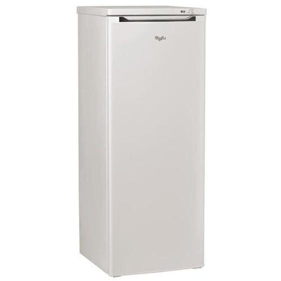 WHIRLPOOL WV1512W  - Congélateur armoire - 165 L - Froid Statique - Classe A+ - L 55 x H 143 cm - Blanc