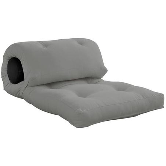 Wrap futon grey